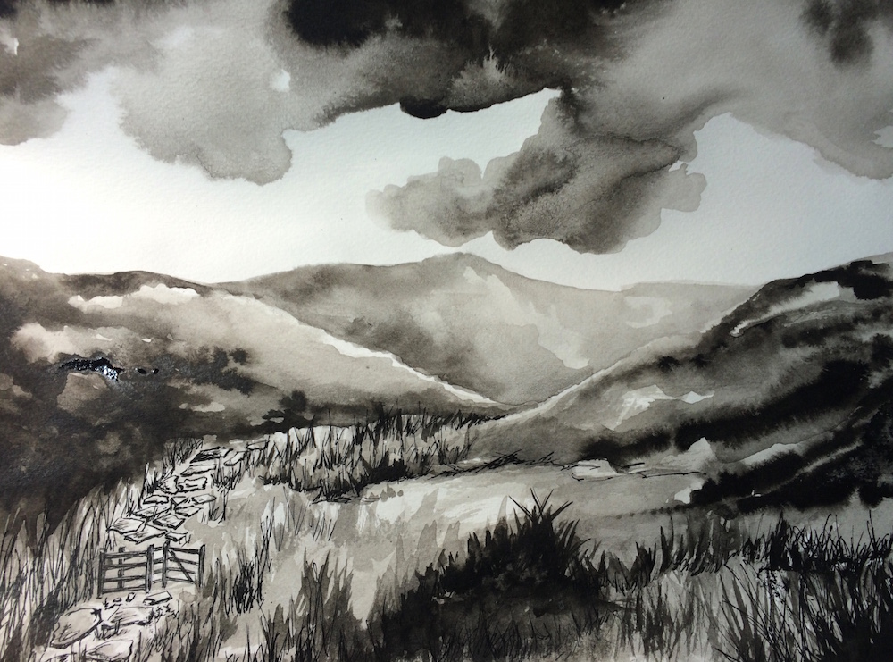 Nant Gwyant (Ink) small file