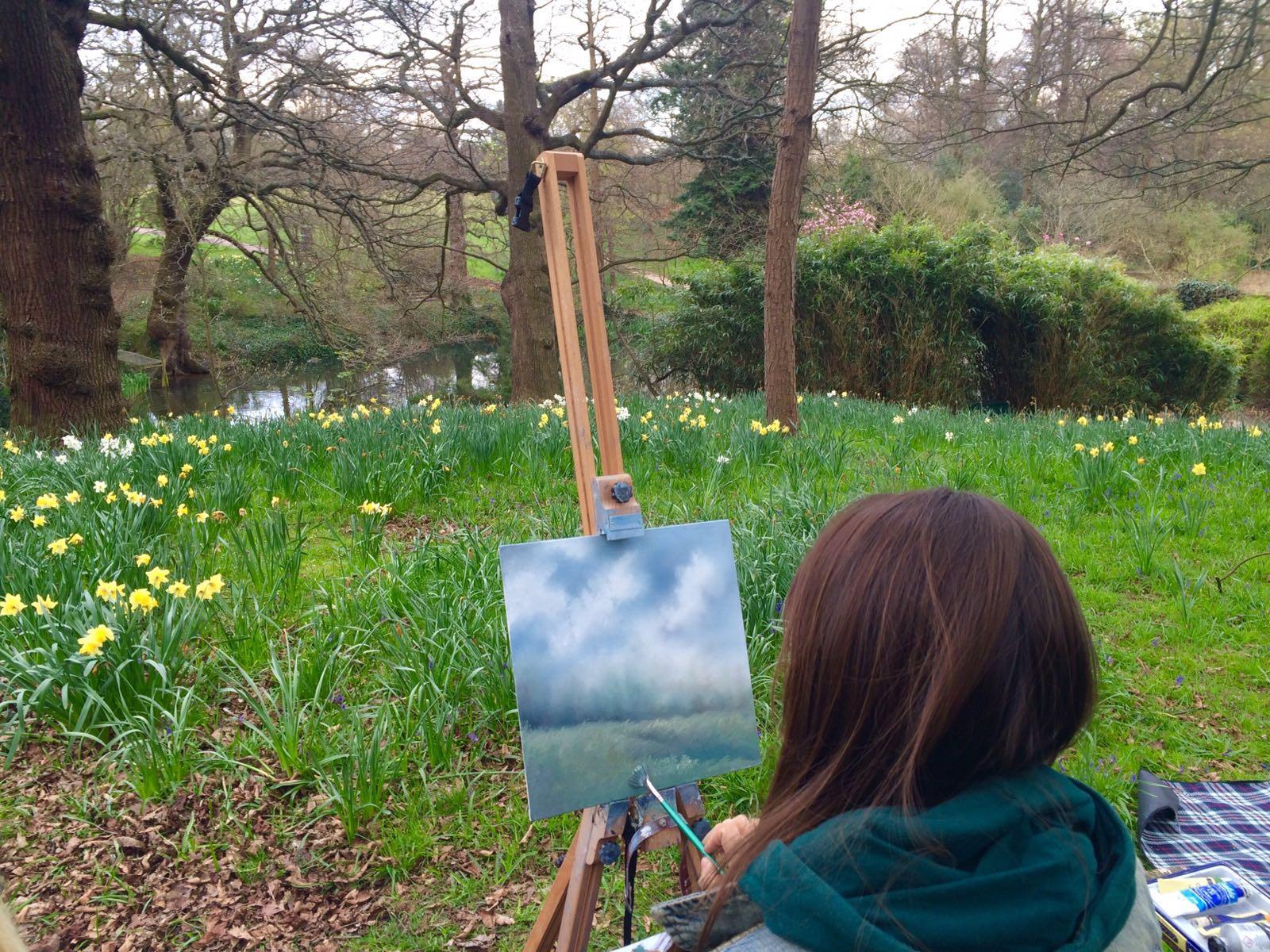 Plein Air Painting 2